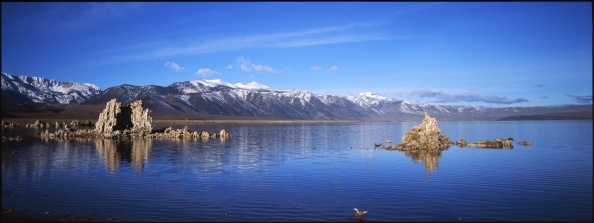 Mono Lake, California. 2010 on my very last roll of Kodachrome 64.